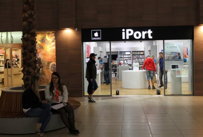 ТК Гранд Каньон. iPort, фирменный салон Apple