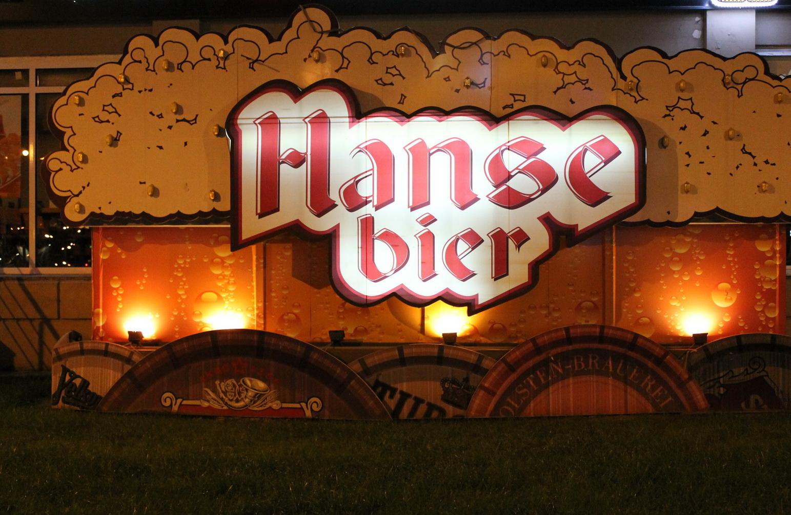Hanse Bier. Часть 2